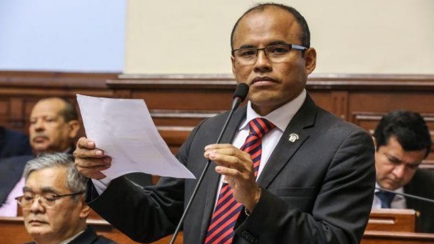 PLENO DEL CONGRESO APROBÓ OTORGAR FACULTADES DE COMISIÓN INVESTIGADORA A LA COMISIÓN AGRARIA