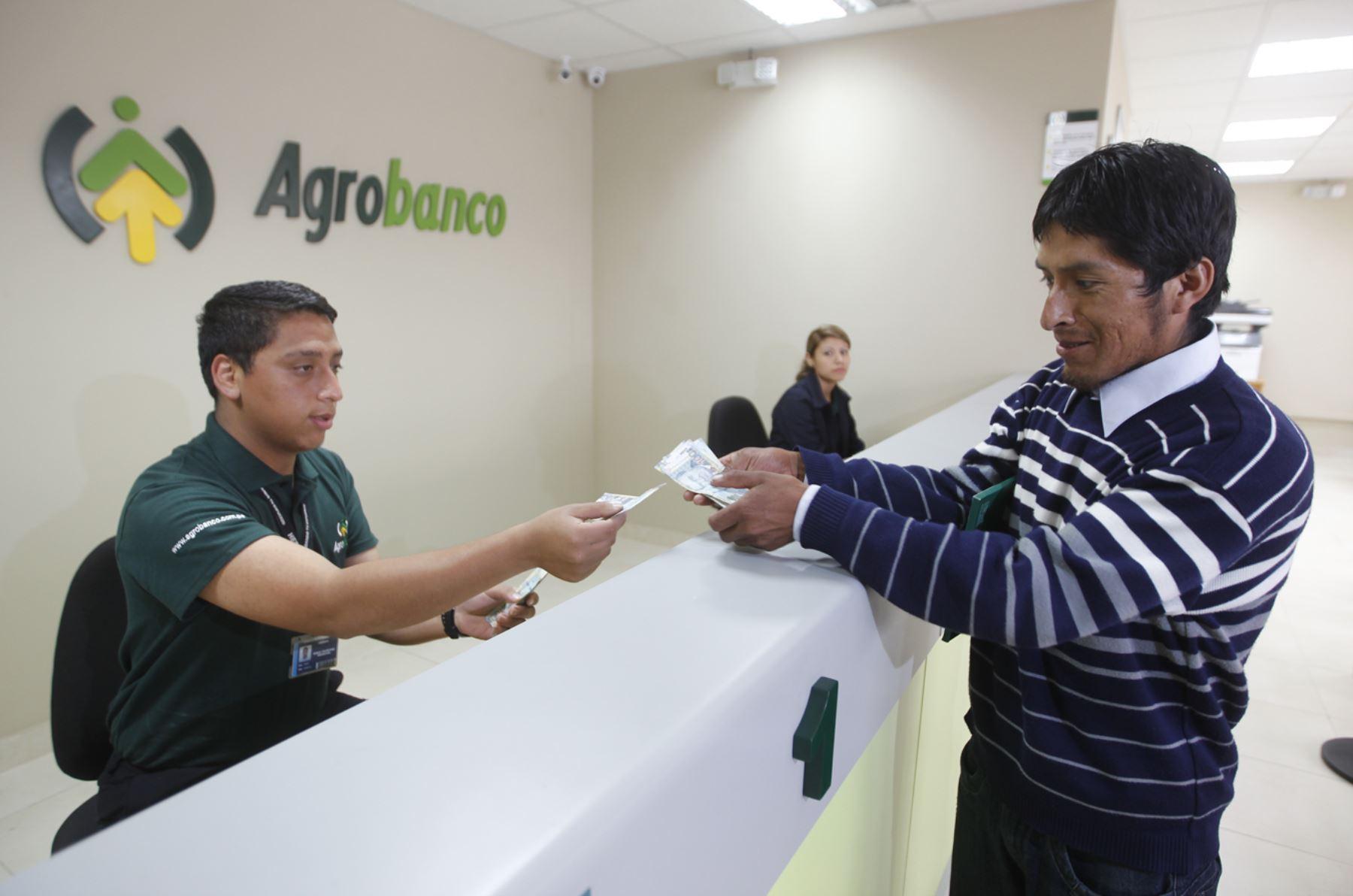PRONTA REACTIVACIÓN DE AGROBANCO CONTRIBUIRÁ A MEJORAR LA ECONOMÍA AGRARIA DESDE EL PRÓXIMO AÑO