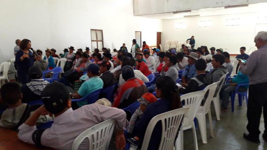 PRIMER DÍA: TALLER DE CAPACITACIÓN INTERREGIONAL EN AYACUCHO