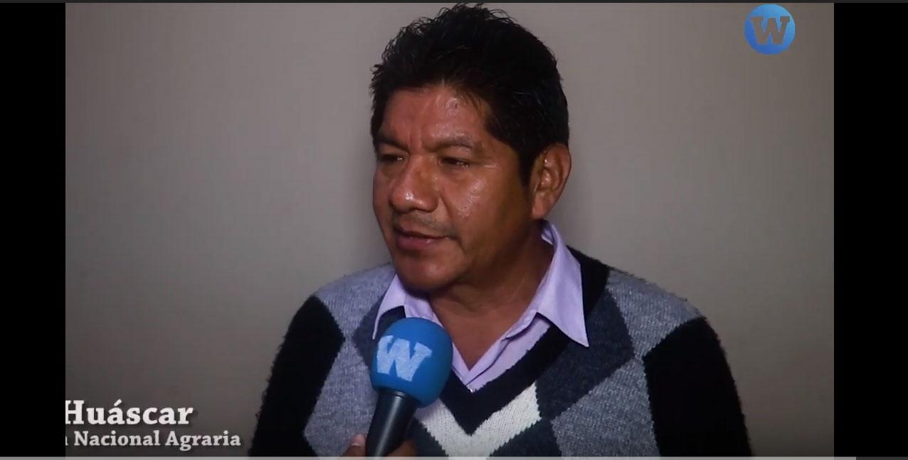 Presidente de la CNA, Antolín Flores, sobre privilegios a agroexportadoras