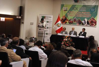 XIX CONVENCIÓN NACIONAL DEL AGRO PERUANO AGRICULTURA FAMILIAR EN LAS POLÍTICAS PÚBLICAS CAMINO AL BICENTENARIO