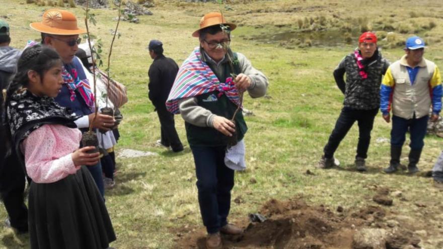 HUANCAVELICA: AGRICULTORES ELEVARÁN PRODUCCIÓN DE PAPAS NATIVAS