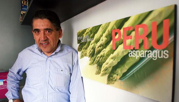 WILLIAM ARTEAGA ES NOMBRADO VICEMINISTRO DE DESARROLLO DE INFRAESTRUCTURA AGRARIA Y RIEGO