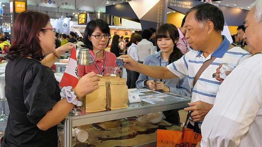 LA MARCA «CAFÉS DEL PERÚ» FUE LANZADA CON ÉXITO EN ASIA