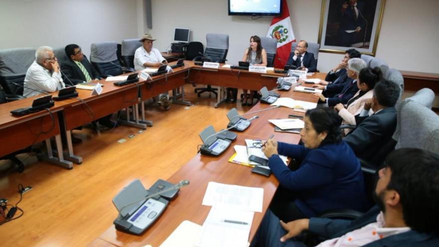 CONVEAGRO PARTICIPA EN DEBATE DE LA LEY DE PROMOCIÓN AGRARIA QUE PRIORIZA LA COMISIÓN AGRARIA DEL CONGRESO