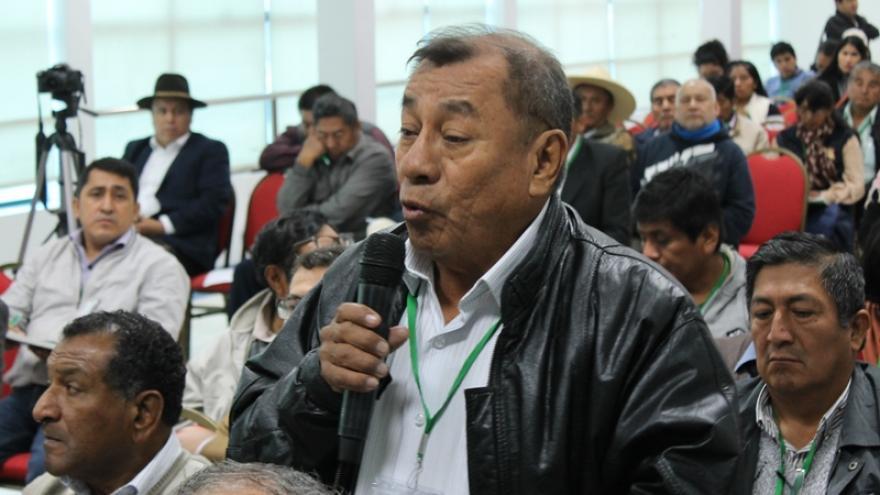 EZEQUIEL CHIROQUE: «RENDIMIENTO DE ARROZ SE REDUCE EN 50% DURANTE LA CAMPAÑA POR VIRUS DE LA HOJA BLANCA»
