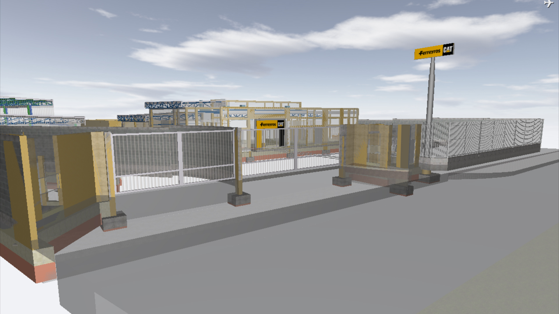 ICA: FERREYROS CONSTRUYE NUEVA INSTALACIÓN