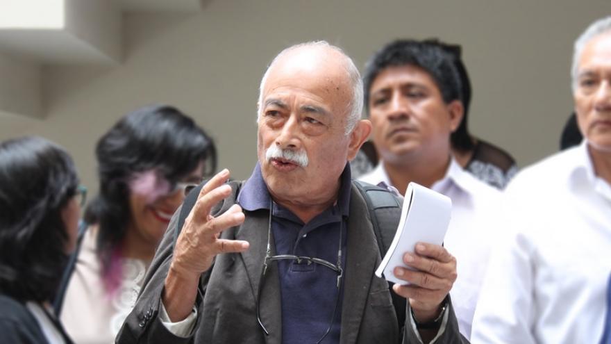 LORENZO CASTILLO: «EXISTE DESALIENTO EN LA CAFICULTURA PERUANA POR PARTE DE LOS PRODUCTORES»