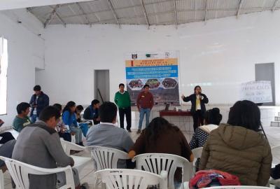 OPORTUNIDAD DE EMPRENDIMIENTO PARA EL DESARROLLO ECONÓMICO Y PRODUCTIVO EN CALCA, CUSCO
