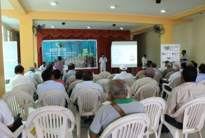 I FORO REGIONAL LEY DE LA AGRICULTURA FAMILIAR Y SU IMPLEMENTACION EN LA REGIÓN ICA